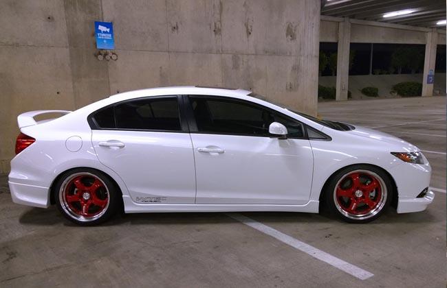 2014 Honda Civic Si Sedan