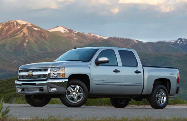 Chevrolet Pickup 2013