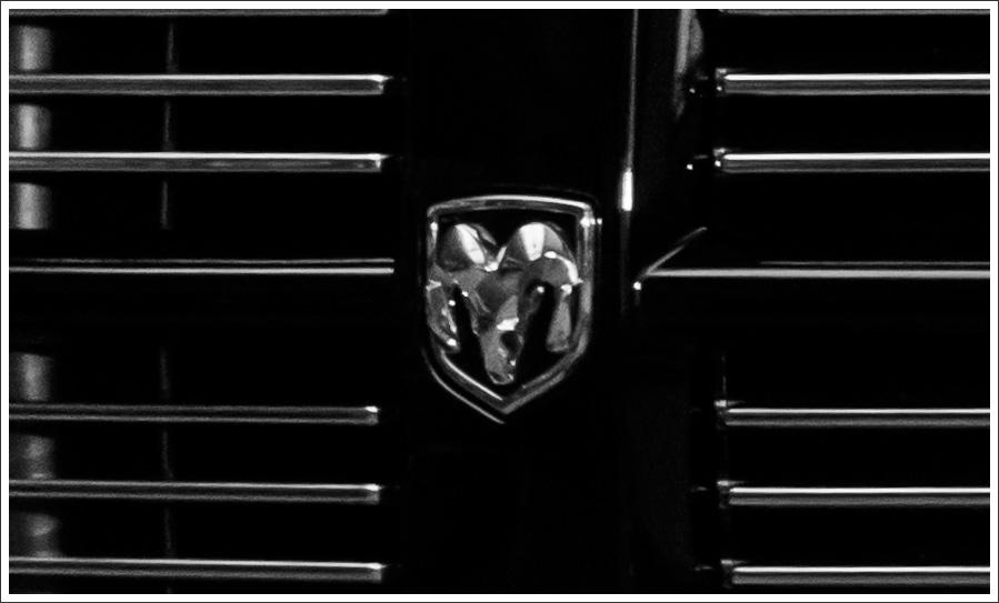 Dodge Emblem