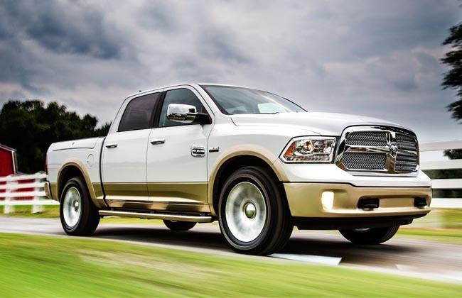 Dodge Pickup 2013