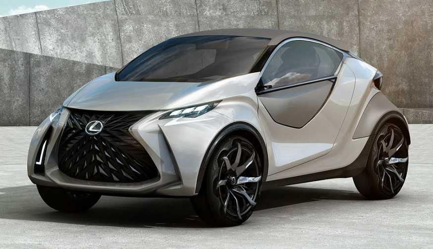 Lexus LF-SA Mini-Car Concept