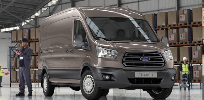 New Ford Transit Sport Vans