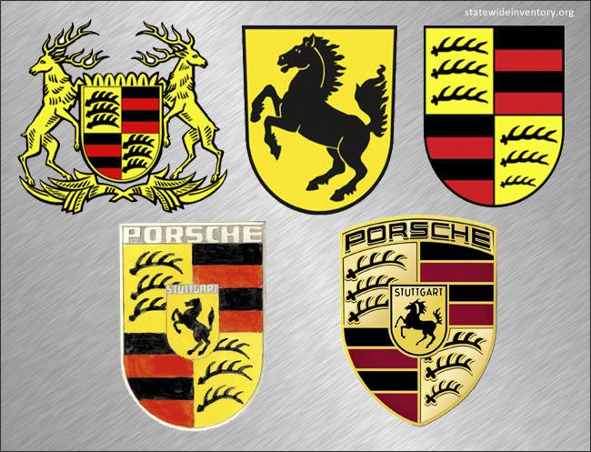 Porsche Logo Porsche Meaning And History Statewide Auto