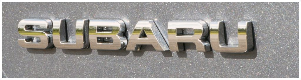 The origin of the brand's name Subaru